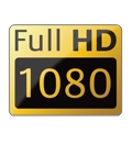 Full HD 1080p recording