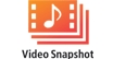 Video Snapshot : Capture video highlights with the same ease as taking photos. Record a series of 4-second video clips, background music, and create an exciting movie.