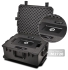 G-Technology iM2720 G-Speed Shuttle XL Protective Case by Pelican w. Spare Drive Module Foam - Black